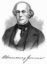 Chauncey Jerome Born: June 10, 1793 Died: April 20, 1868 Fields: Clockmaker