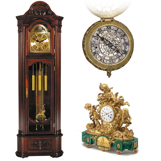 Clocks We Service