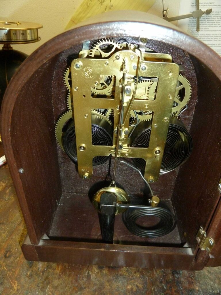 Seth Thomas Mantle Clock Fully Restored