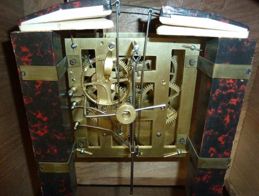 Antique Cuckoo Clock Rebuild After